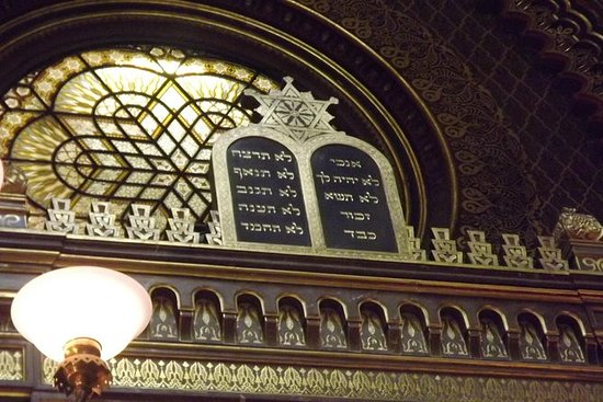 Tour a piedi del quartiere ebraico e