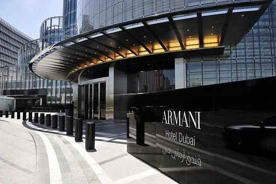 Dubai Full-Day Tour med middag på...