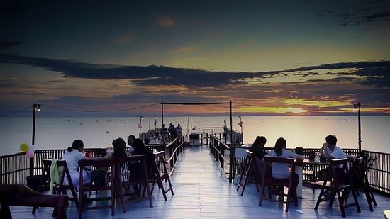 Sunset Dinner on Tonle Sap Lake with...