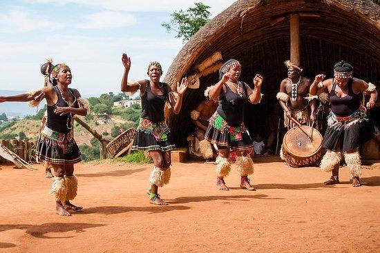 PheZulu Cultural Village and Durban...