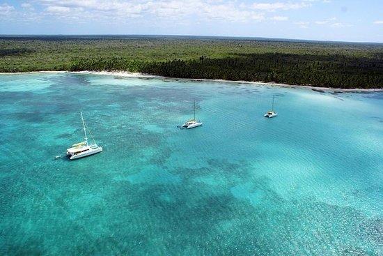 Excursão de lancha e catamarã pela...