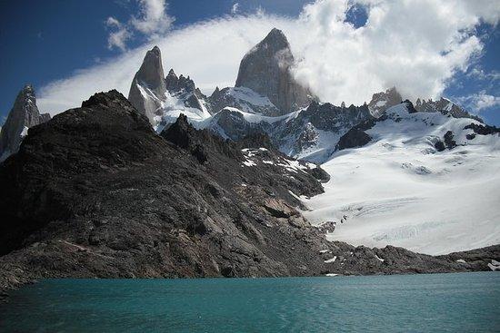 Laguna de los Tres Vandring Dagstur fra El Chaltén