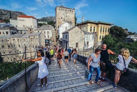 Sulle tracce dell'Oriente a Mostar da