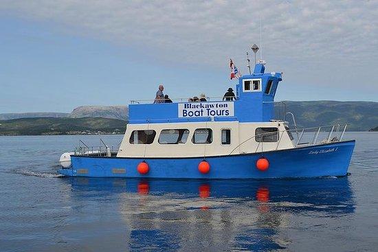 Historisk båttur på Bonne Bay