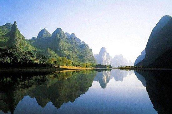 Tour di ringiovanimento a Guilin