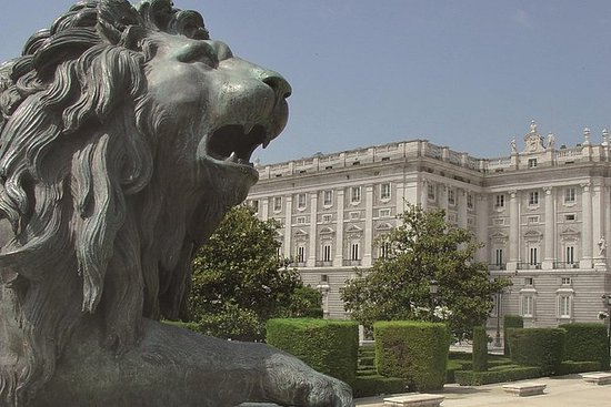 Madrid Panoramic Tour with Royal...