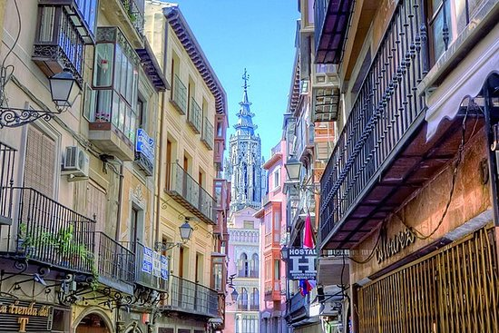 马德里托莱多全日游包括大教堂入场费