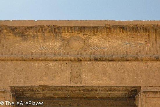 Dendara und Abydos Tempel Tour ab...