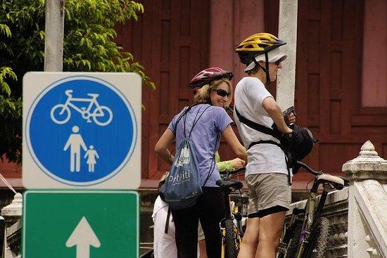 Tour histórico en bicicleta por la...