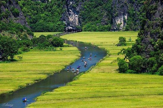Hoa Lu und Tam Coc Tagestour