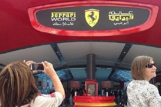 Dagtourbezoek aan Abu Dhabi en Ferrari ...