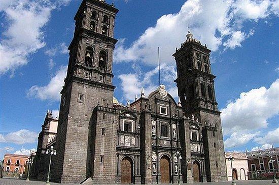 Tour a pie por la ciudad de Puebla