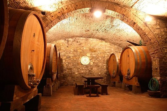 Winery Tour in Chianti with Wine...
