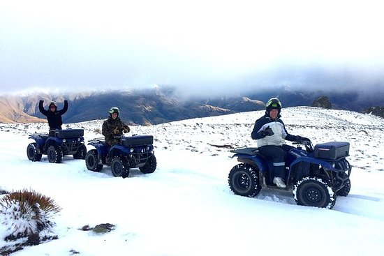 Cardrona Valley Mountain Quad...