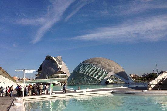 Valencia stad for kunst og vitenskap...