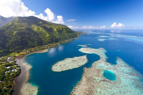 Half Day Tahiti Peninsula and...