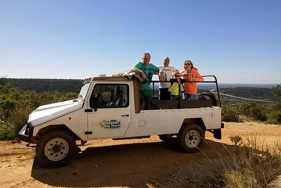Full Day Jeep Safari in Algarve