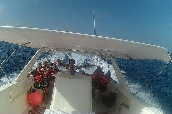 Contoy Island Boat Ride och Snorkel ...