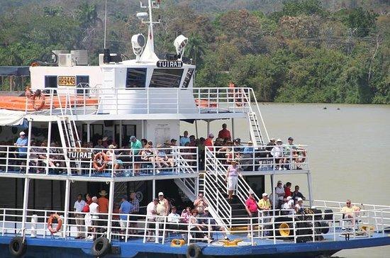パナマ運河パーシャルトランジットツアー