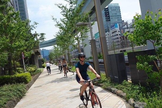Excursão de bicicleta em Tokyo para...