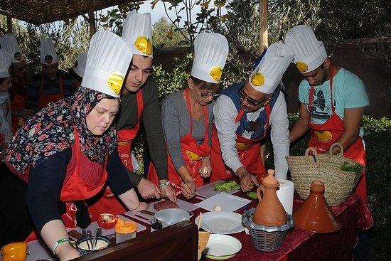 Marokkanischer Kochkurs in Marrakesch