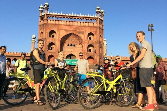 Old Delhi Bike Tour