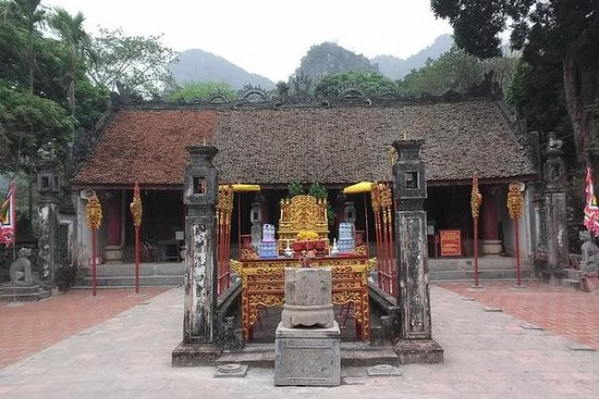 Alte Zitadelle Hoa Lu und Thung Nang...