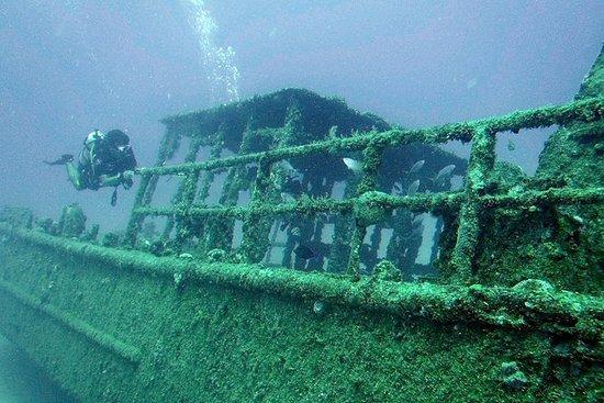 Voyage de plongée 2-Tank à Las...