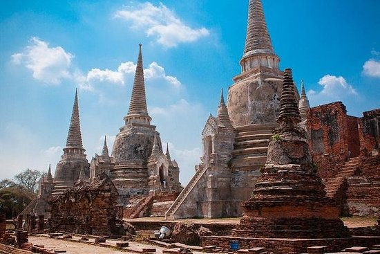 Private Tour: Full-Day Ayutthaya Tour...