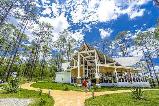 Il parco nazionale privato Kirirom di un'intera giornata e il tour