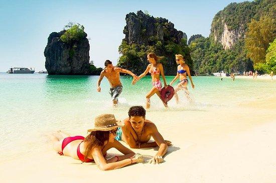 Viagem surpreendente da ilha de Koh...