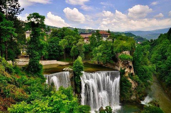 Jajce og Travnik tour...
