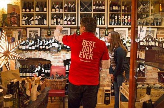 Wine and Dine Zagreb Including Wine...
