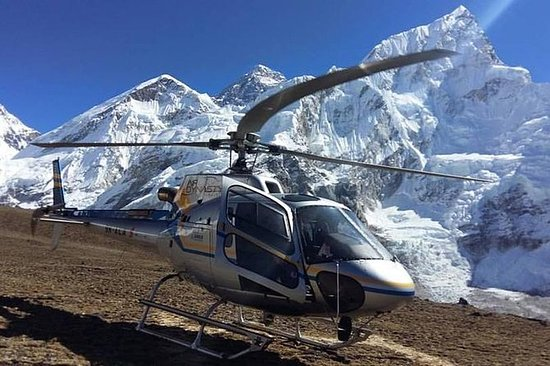 Tour panoramique en hélicoptère du...