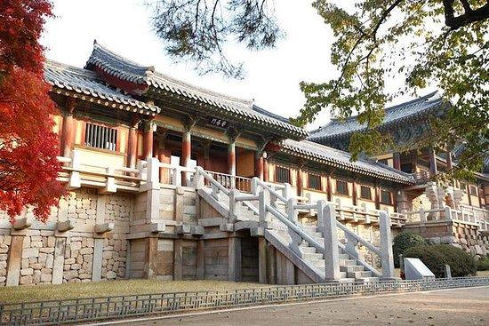 Korail-dagtrip naar Gyeongju's ...