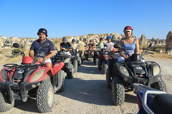 Atv Quad Safari 2 Hours Goreme...