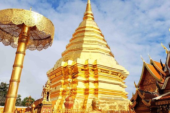 Chiang Mai: ville de temples et...