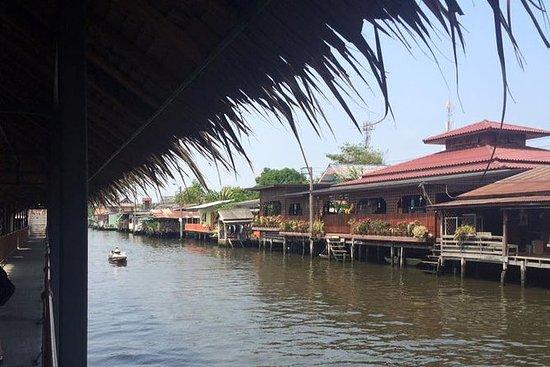 Canal Tour Klong Bangluang e la casa