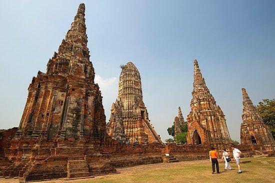 Ayutthaya Ancient City en tren