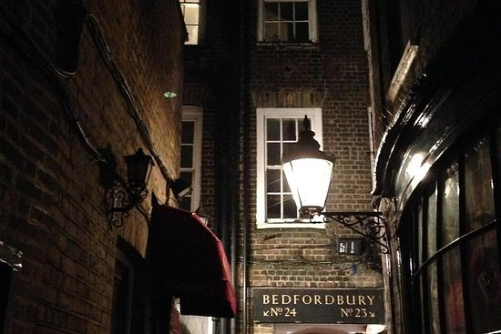 London Ghost and Infamous Murders...