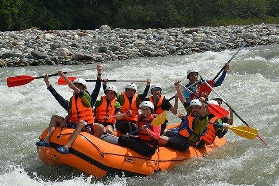 Rafting Jatun Yacu River Classe III...