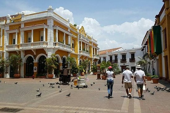 Cartagena Rundgang