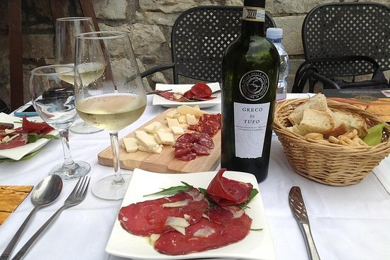 Private Irpinia Gourmet Tour with...