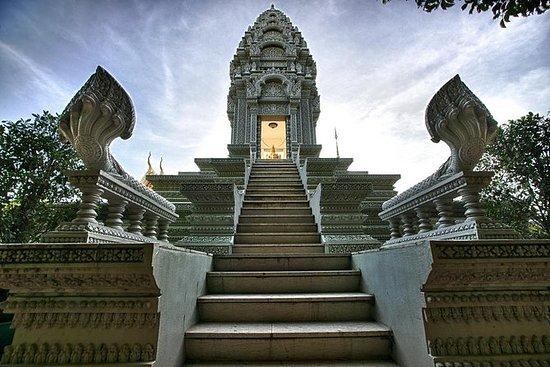 Phnom Penh Visita della città a