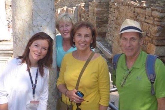 Efeso ebraico Tour privato per