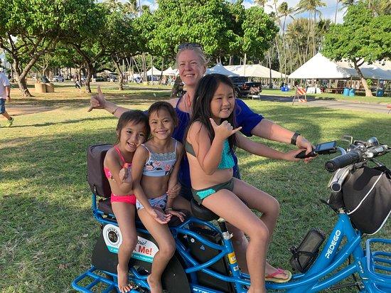Pedego Electric Bikes Waikiki