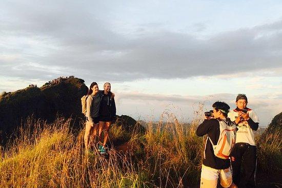 Volcano Batur Sunrise Trekking & Hot...