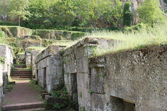 Visita guiada etrusca de Orvieto