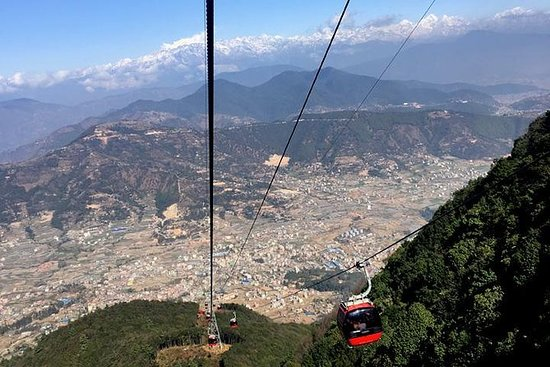 Chandragiri Cable Car Tour - Los...
