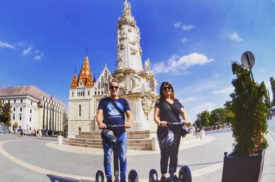 Budapest Castle District: Segway